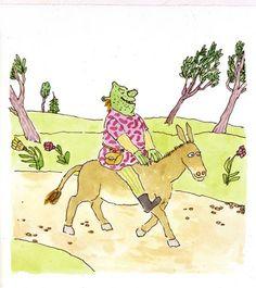 Shrek by William Steig