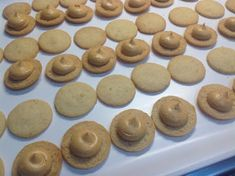 Christmas Cookies, Cheesecake, Food And Drink, Sweets, Baking, Diy, Sweet Pastries, Do It Yourself, Goodies