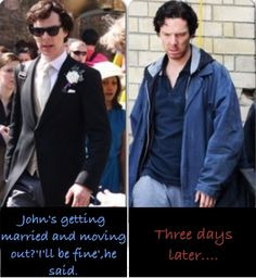 I know, I don't like it when people pin setlock, and I promise not to do it again, but this is just too good to pass up! (Plus, he looks amazing in the suit.)