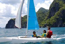 Sail arround the islands in Philippines. Boat Rental, Palawan, Philippines, Sailing, Island, Block Island, Islands, Boating