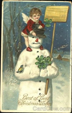 Cherub Best Of Best Christmas Wishes Series 2790