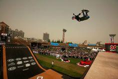 X Games en Barcelona Bmx, Snowboard, Surf, Barcelona, X Games, Freestyle, Extreme Sports, Skateboards, Baseball Field