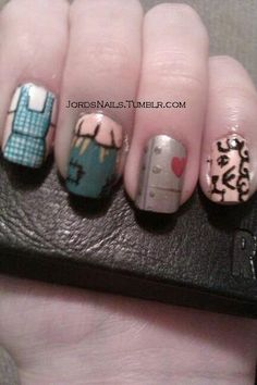 The Wizard of Oz Nails