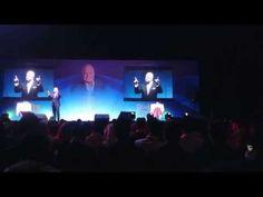 Sahne Çıkışı Öncesi Salon Yıkılıyor - Eric Worre Go Pro İstanbul Ora Arena - YouTube