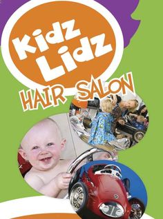 We're a family hair salon, and we love kids!