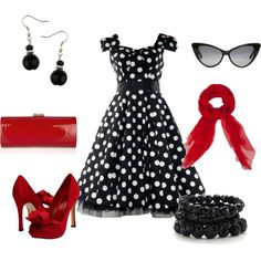 Perfect outfit to celebrate #EvlisBirthday! Any other cute ideas?