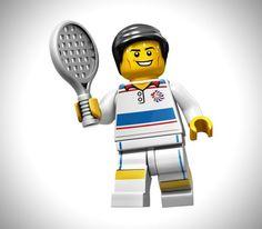 Les LEGOs célèbrent les Jeux Olympiques | Le Journal Graphic