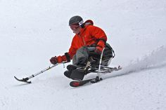 Accessible Travel - Visit Maine Nordic Skiing, Alpine Skiing, Maine Winter, Adaptive Sports, Visit Maine, Sports Organization, Ski Racing, Wounded Warrior, Sports Training
