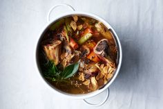 Bone Broth: You're Doing It Wrong (Well, if You Make These Common Mistakes) photo