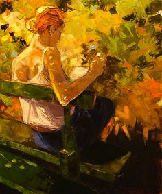 Tutt'Art@ | Pittura * Scultura * Poesia * Musica |: André Deymonaz, 1946 ~ Impressionist painter