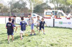 #sport e #salute - Fotoreportage della quarta tappa di OVS Kids Active Camp, Palermo 12 ottobre