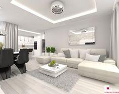 Aranżacje wnętrz - Kuchnia: Projekt mieszkania w Siedlcach - Kuchnia, styl nowoczesny - CUBE Interior Design. Przeglądaj, dodawaj i zapisuj najlepsze zdjęcia, pomysły i inspiracje designerskie. W bazie mamy już prawie milion fotografii!