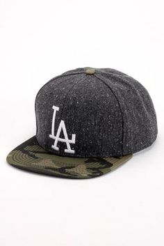 Dodgers Powder Snapback Hat - American Needle - Hats   JackThreads La  Dodgers Hat 604f06fccd3