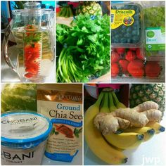 ~I always keep healthy snacks and a jug of infused water on hand. It's such a fun and great way to get your daily water intake in.  It's so important to drink half your body weight in Oz. while losing weight and for maintenance not to mention all of the other wonderful benefits.٠ ..☆¸.´´¯`•.¸.☼◠‿◠* #water #h20 #organic #eatclean #healthiswealth