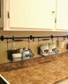 Te rozwiązania pomogą Ci utrzymać porządek w kuchni!
