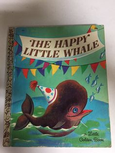 The Happy Little Whale