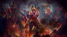legion commander arcana