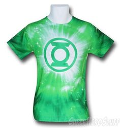 Green Lantern Green Energy Sublimated T-Shirt
