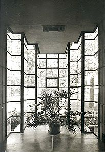 "Richard Lloyd Jones Residence. ""Westhope"" Tulsa, Ok. 1929. Frank Lloyd Wright."