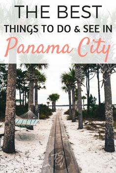 Wondering what to see in Panama City? Check out Casco Viejo's historical charm, the grandeur and ingenuity of the Panama Canal, and take in the views from a rooftop bar downtown.