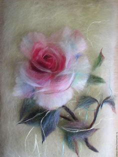 Фрагменты цветочной раскладки