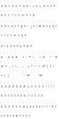 """from dafont.com -- a great site for downloading free fonts like """"Throw My Hands Up in the Air Font"""""""