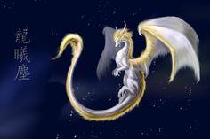 myself-the dragon of dawn by Lena-Lucia-dragon.deviantart.com on @DeviantArt