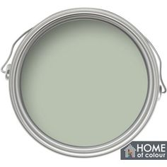 Home of Colour Kitchen and Bathroom Sage - Soft Sheen Emulsion Paint - 2.5L at Homebase -- Be inspired and make your house a home. Buy now.