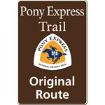 I would love to drive/hike a pony express trail. Trails are broken down into regions allowing the traveler to navigate all or some of the 1,800-mile route. Interpretive guides provides points of interest, local history and driving directions. This summer I drove from Seattle to Louisville through Wyoming and Nebraska close to the express trail. I think about the landscape, the hours of drive and cannot imagine doing it on horseback. Brave men!