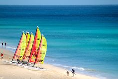 Morro Jable Visit Fuerteventura to discover a beautiful coastline with emerald green waters and more than 150 kilometres of vivid��_