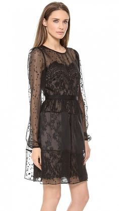 Rosie Huntington-Whiteley In 5 Sexy Black Dresses For Vogue Turkey via @WhoWhatWear