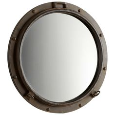 Found it at Wayfair - Porto Wall Mirror