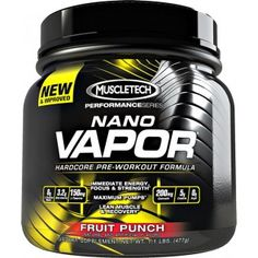 MuscleTech Nano Vapor  HUGE CLEARANCE SALE  Go to  livinthehealthyway.com