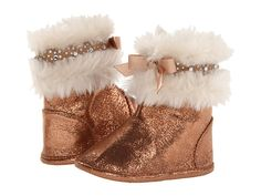 MICHAEL Michael Kors Kids Baby Oliva Boot - Have to get these for Riley! <3