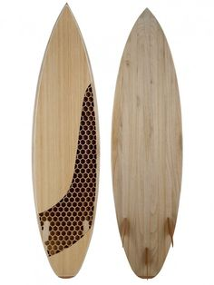 Wooden Honeycomb Surfboard – Taking board making to the next level