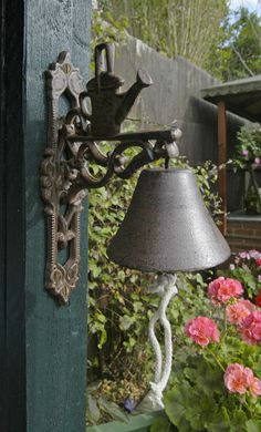 Bringing the vintage country feel to homes all over the UK! These lovely cast iron bells are full of charm