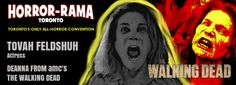 Toronto! The Walking Dead, The Brood and The Gate Alumni to Join Horror-Rama 2016 http://best-fotofilm.blogspot.com/2016/09/toronto-walking-dead-brood-and-gate.html  More guests added to Toronto all-horror convention and fan event Horror-Rama  Horror-Rama, the two-day horror movie culture party and convention that screams to life this year at The Hyatt Hotel on King St. (right beside the TIFF Bell Lightbox in the streets of Toronto) is getting ready to open its bloody gates (on October 15th…