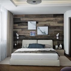 Дизайн интерьера спальни, стиль - скандинавский: фото, идеи дизайна, каталог - oselya.ua