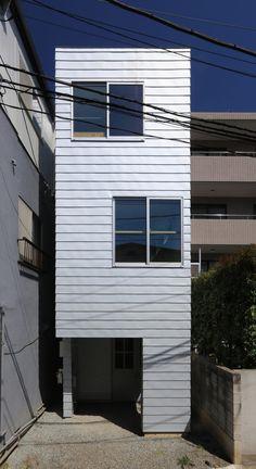 アトリエハコ建築設計事務所/atelier HAKO architectsが手掛けた本町の住宅   homify