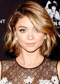 Celeb beauty looks: Sarah Hyland