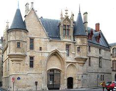 Hotel de Sens, Paris Archives
