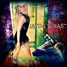 JAYDA TEXAS a 16 year old singer/songwriter AT A PHOTO SHOOT.
