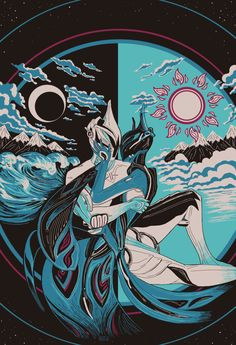 ArtStation - Equinox, Ame Fox
