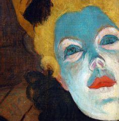 At the Moulin Rouge..Henri de Toulouse-Lautrec