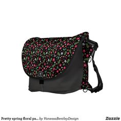 Purchase your next Floral messenger bag from Zazzle. Choose one of our great designs and order your messenger bag today! Tote Bags, Personalized Gifts, Spring, Floral, Pretty, Pattern, Design, Customized Gifts, Tote Bag