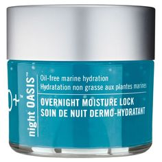 H2O+ H2O+ Night (Black) Oasis 1.7-ounce Overnight Moisture Lock (Night Oasis Overnight Moisture Lock 1.7oz)