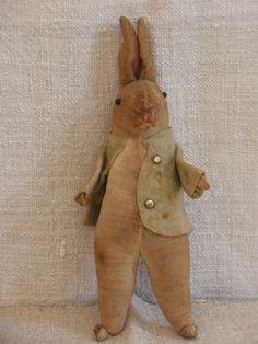 antique velveteen rabbit
