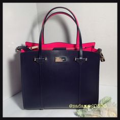 "❤️Kate Spade Small Elodie Abour Hill Tote❤️ NO TRADE SORRY • Color: Off Shore Pink • Material: smooth leather • Measurment: 11""x9""x5"" • Real photo  taken from me • Brand new✨, never used,100% authentic from Kate Spade New York • Tag and care card are included • Pack with careand ship✈️right away  •TradeP.P.Hold • Plz use BUNDLE option for 10% off • Plz use OFFER button for reasonable offers. I said ""YES"" most of the time. kate spade Bags Totes"