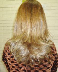 Este é o meu cabelo.