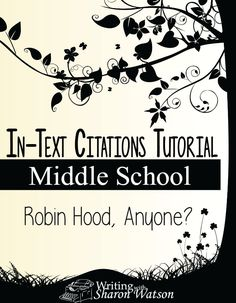 English homework help in text citation